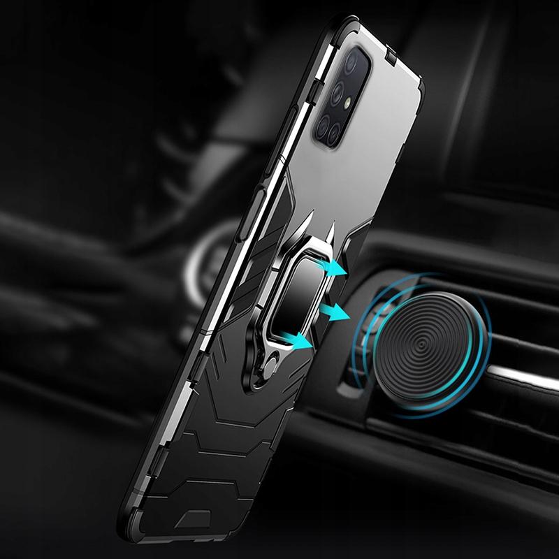 Etui do Samsung Galaxy M51 Pancerne Case + Szkło Przeznaczenie Samsung