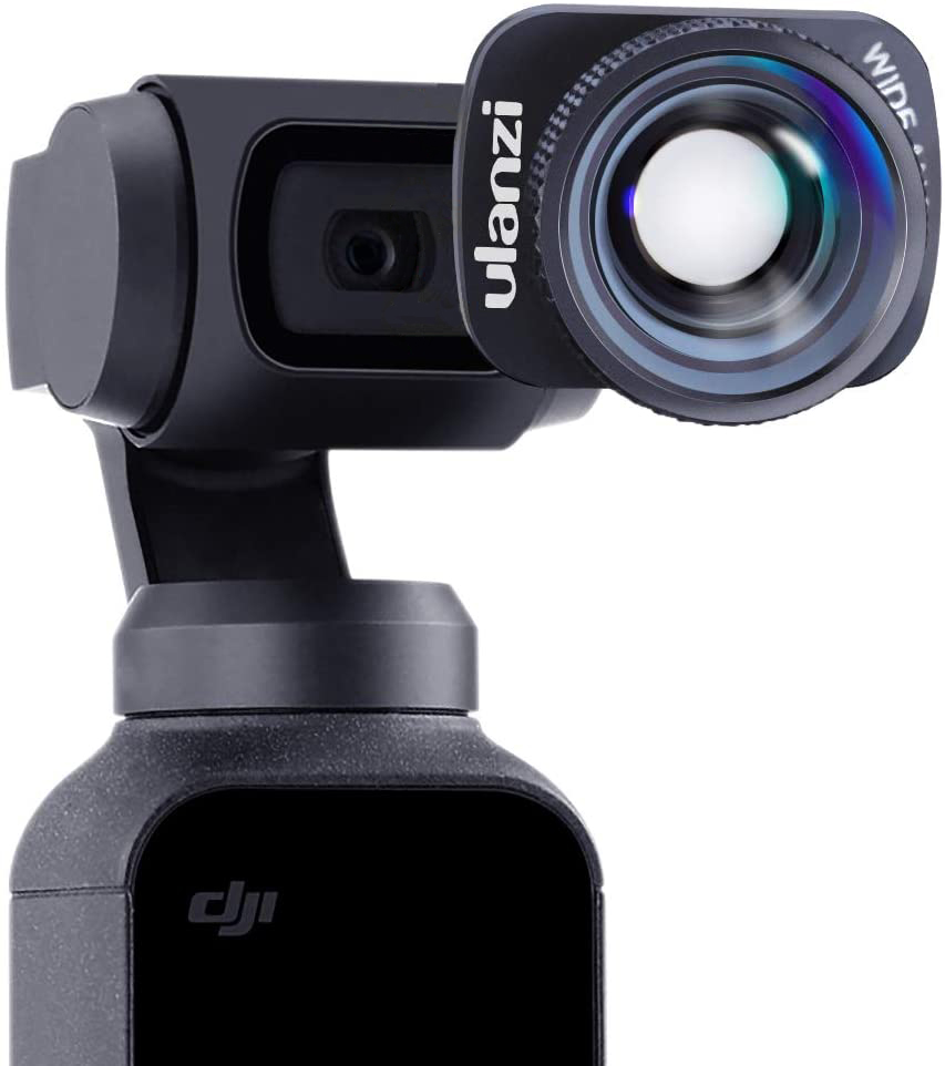 Obiektyw Ulanzi OP4K Wide Angle do Dji Osmo Pocket