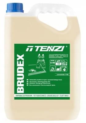TENZI BRUDEX 5 L для стирки и удаления жирных загрязнений