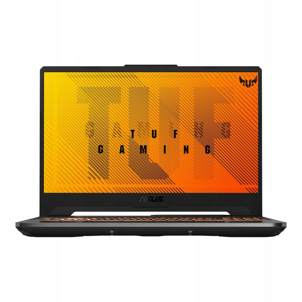 ASUS TUF Gaming F15 i5 8/512GB GTX1650 W10 144Hz