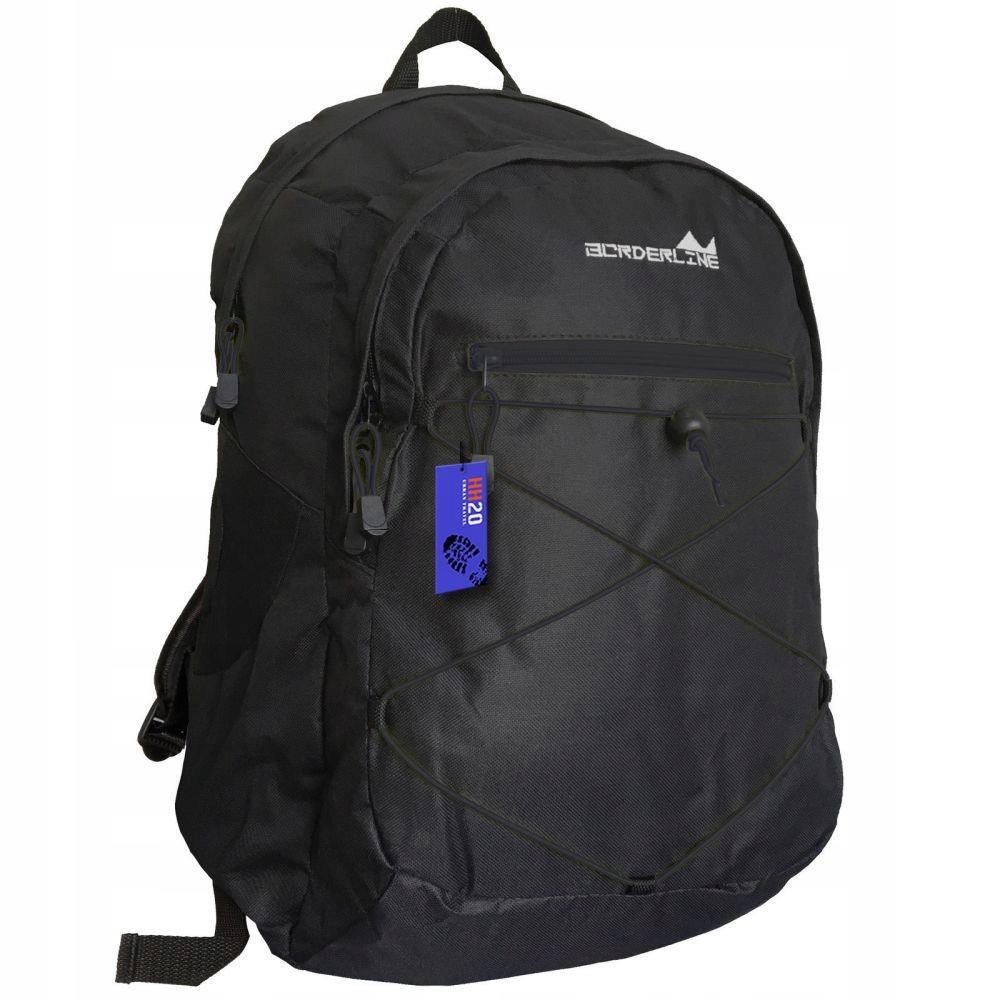 Plecak Szkolny Damski Męski Laptop A4 BP194 L