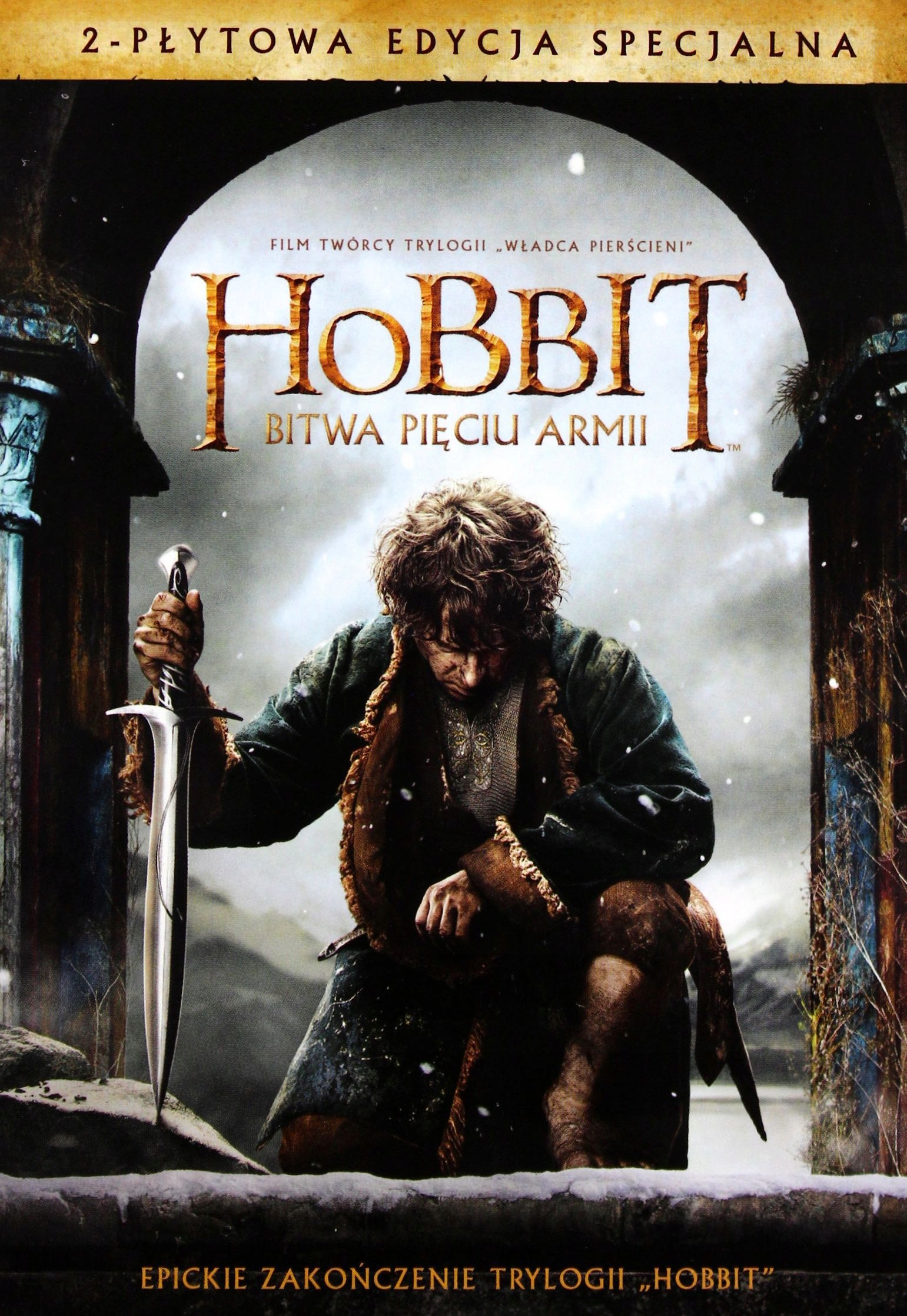 Item THE HOBBIT: THE BATTLE OF THE FIVE ARMIES (2DVD)