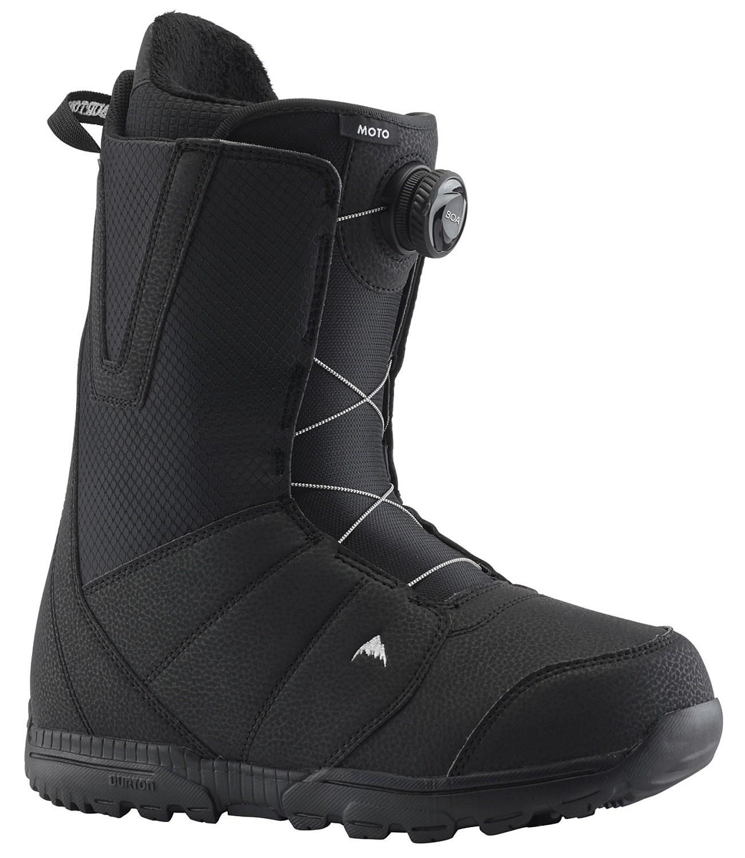 topánky Burton Moto Boa - Black