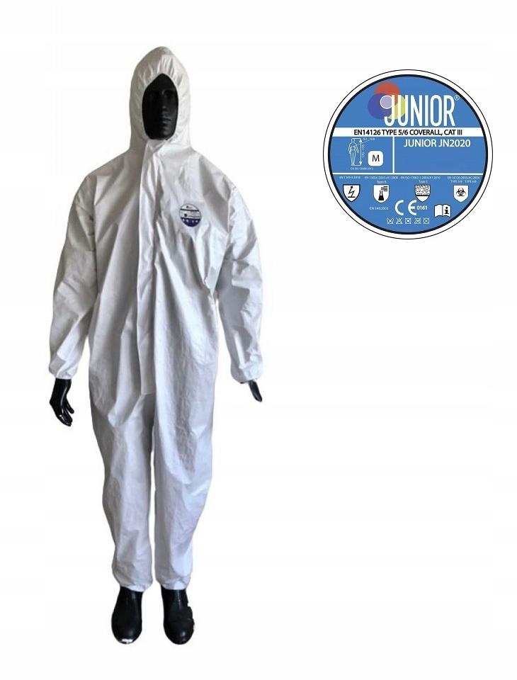 Малярно-защитный комбинезон Юниор 5 6 XL