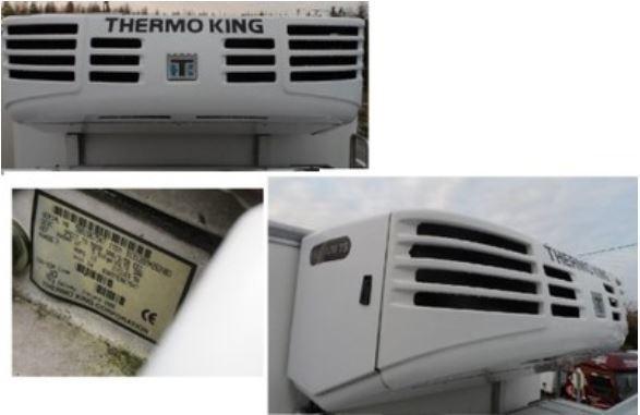 приводимый в действие для радиаторов термо кинг-сайз