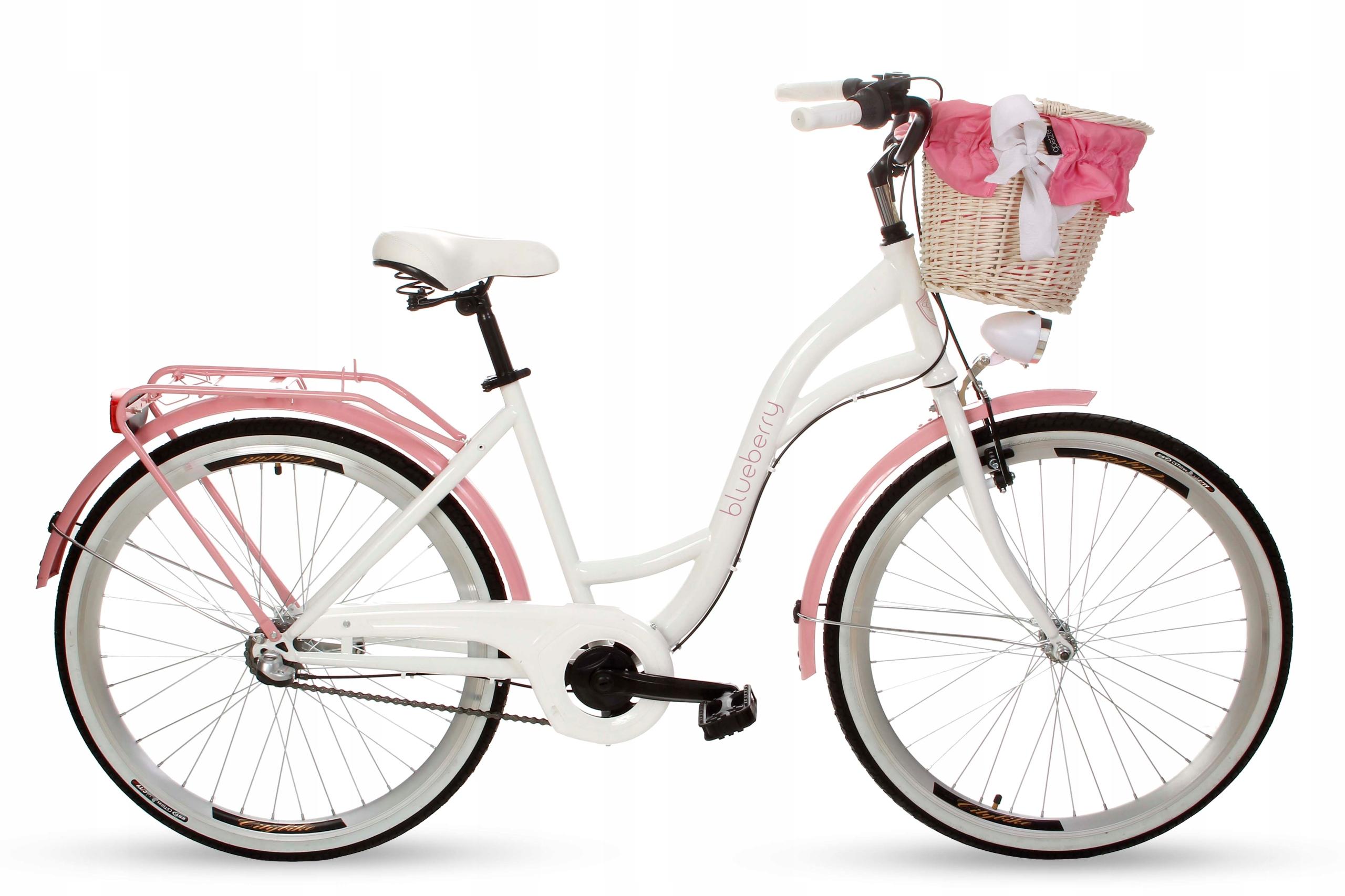 Dámsky mestský bicykel Goetze BLUEBERRY 26 3b košík!