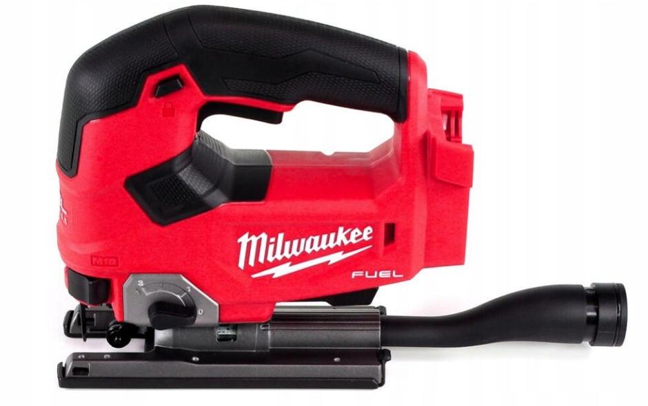 Milwaukee Wyrzynarka Bezszczotkowa M18 FJS-0 5ah Kod producenta 4058546289164