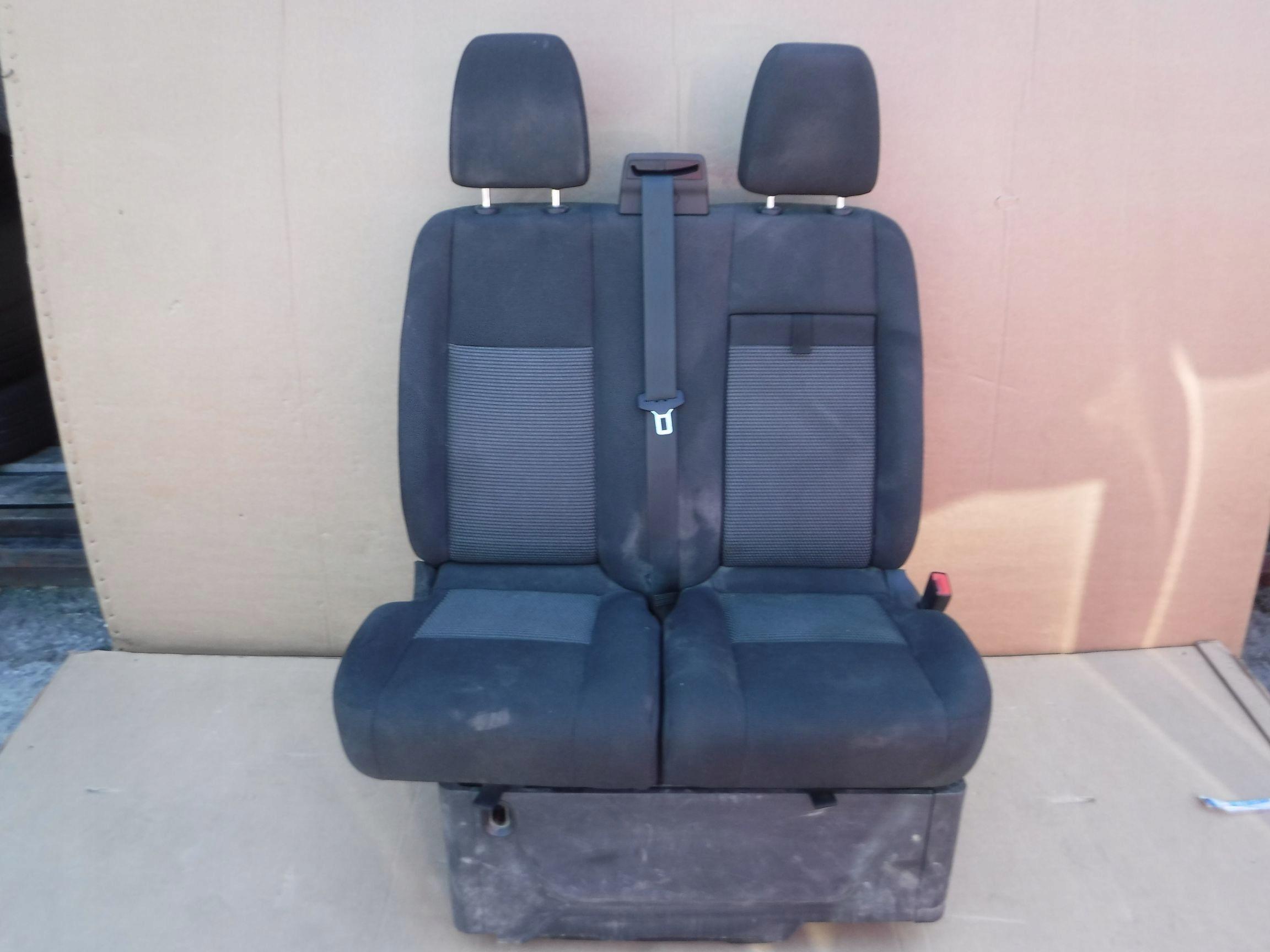правый кресло пассажир ford transit mk8 двойка