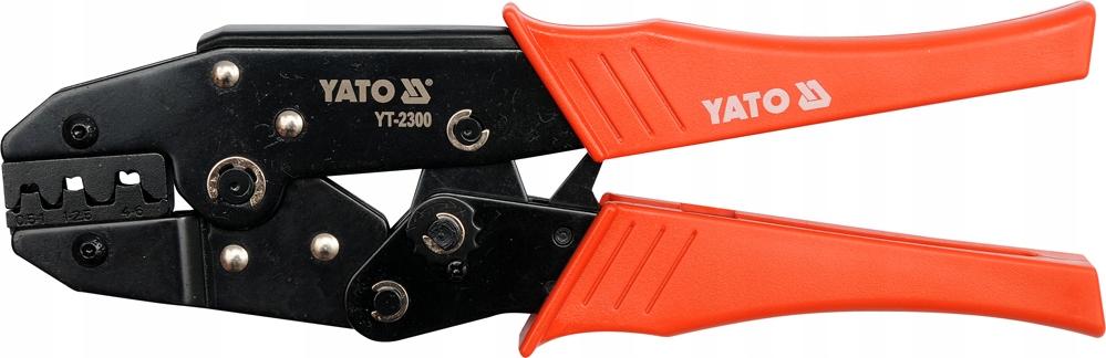 ZVLÁŠŤADLO NA KONEKTORY 0,5-6mm YT-2300 YATO