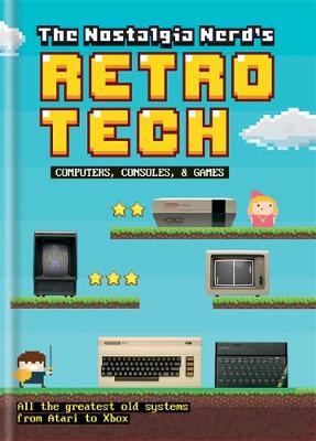 Retro Tech Nostalgia Nerd: Počítač, Konzola
