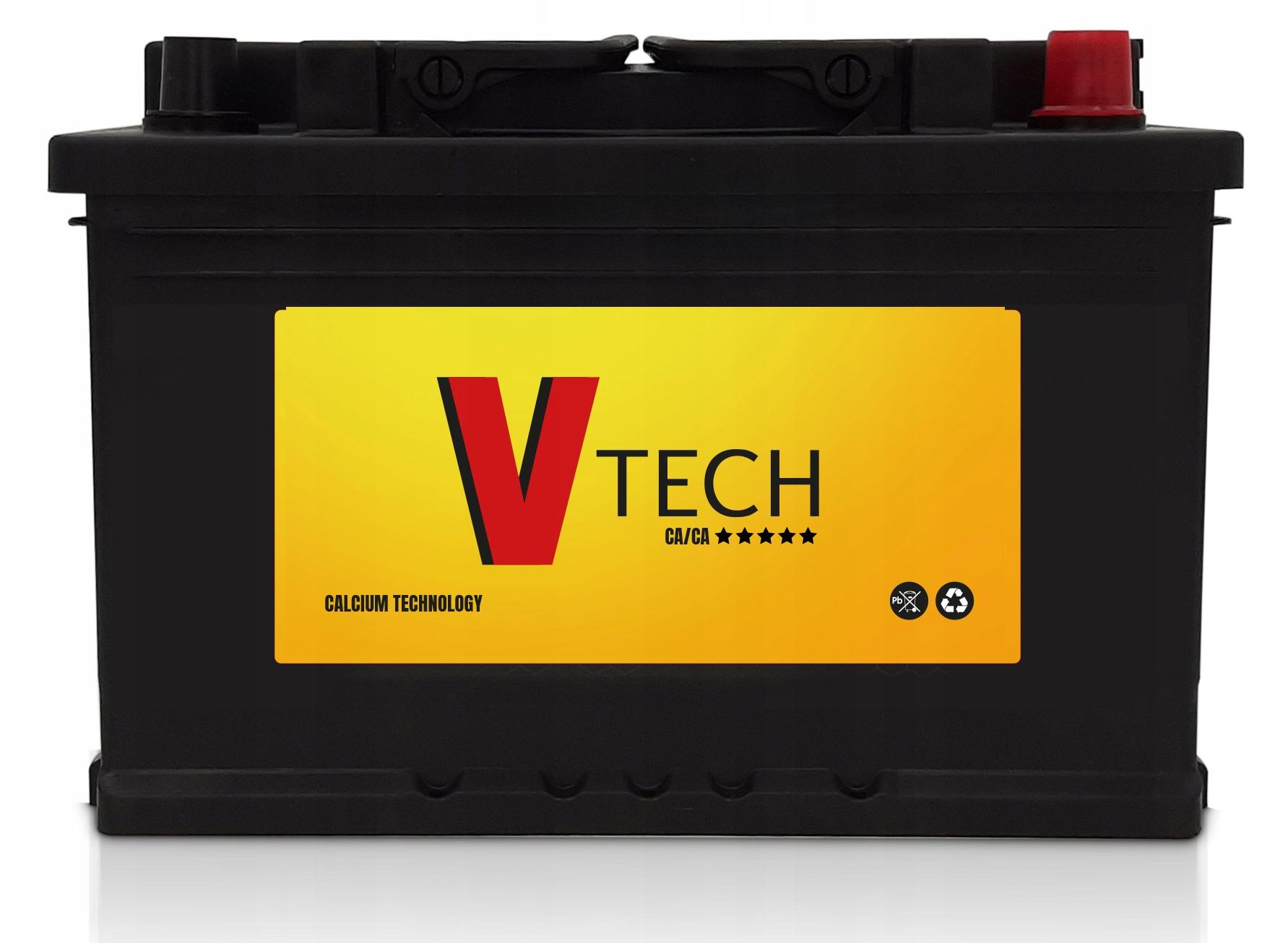 аккумулятор загрузочный vtech 12v 75ah 740a
