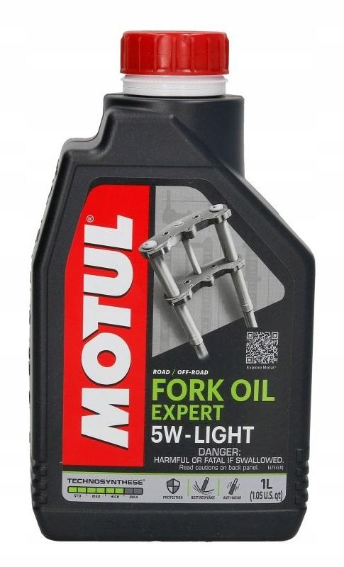 MOTUL Olej do lag zawieszenia FORK OIL EXP 5W 1L