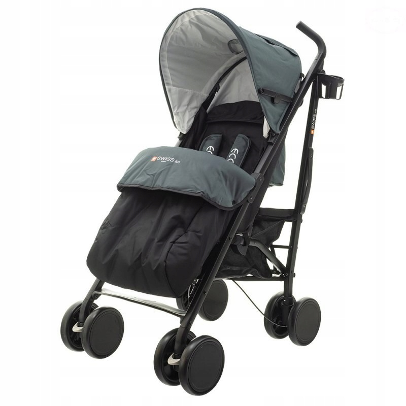Eco švajčiarsky dizajnový dáždnikový vozík so zariadením