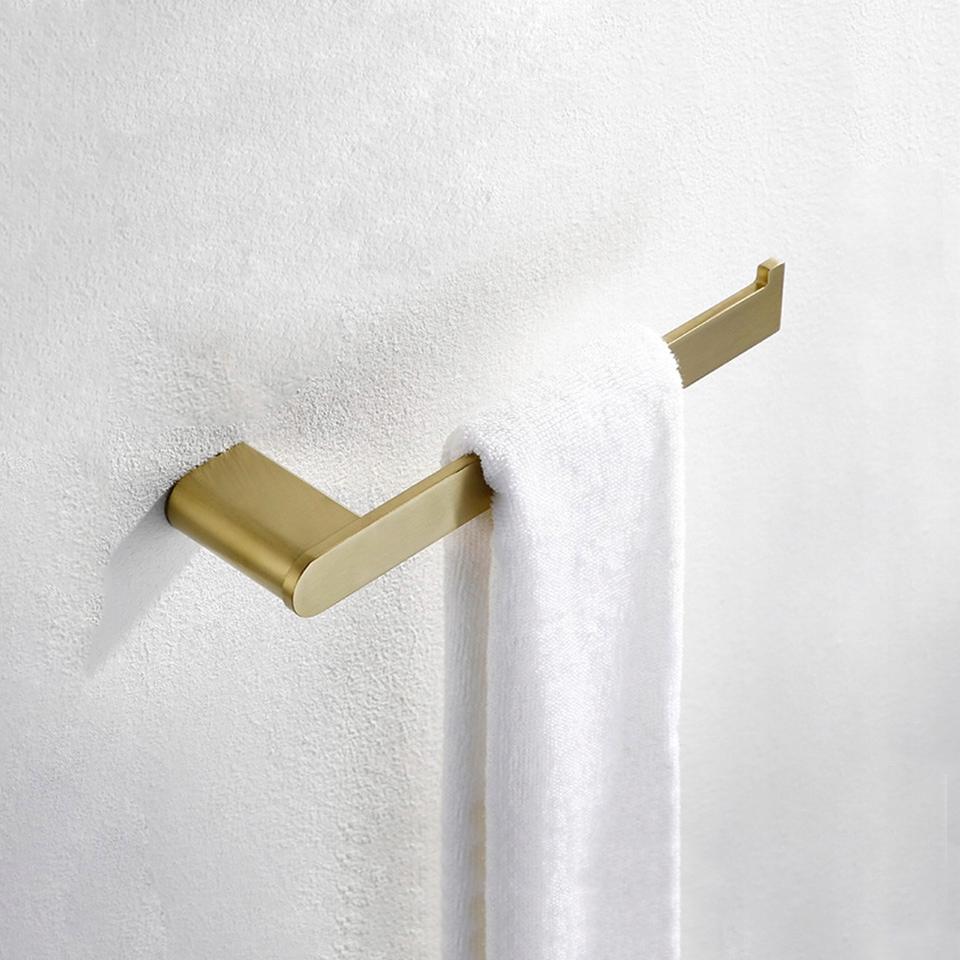 Zlatý vešiak na uteráky Hanga série 2