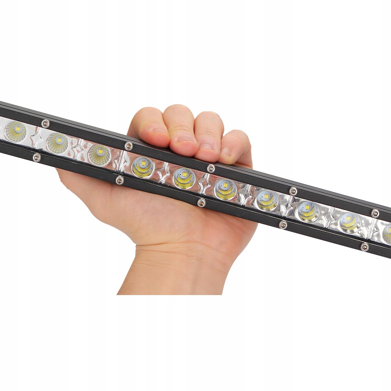 панель led лампа рабочая галоген 12-24v cree