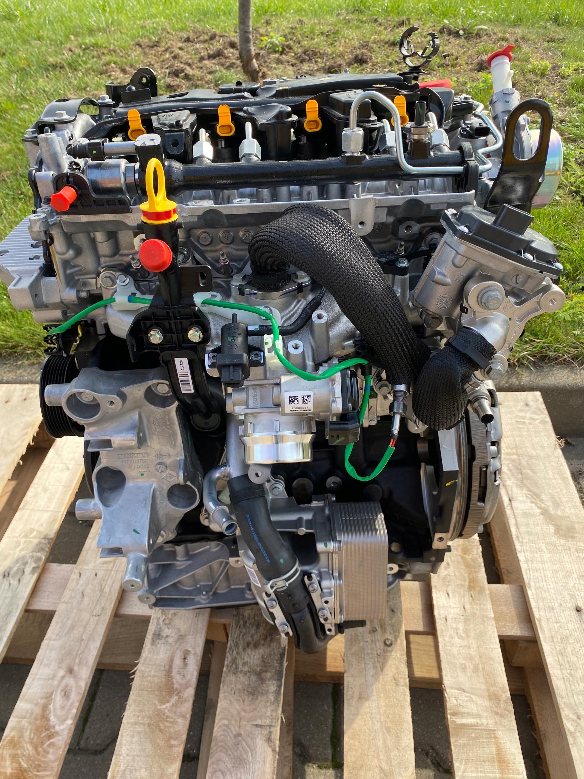 двигатель 23 dci biturbo master movano m9t 716