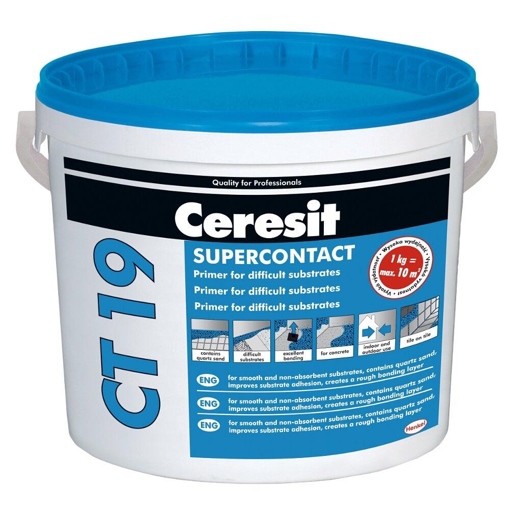CT19 grunt betonkontakt 5kg Ceresit