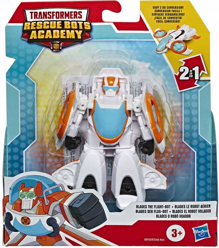 Blade The Flight-Bot Transformers Rescue Bots