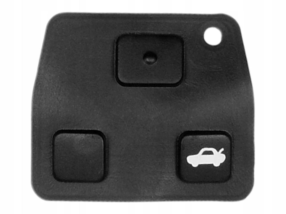 кнопки ключ toyota avensis corolla yaris