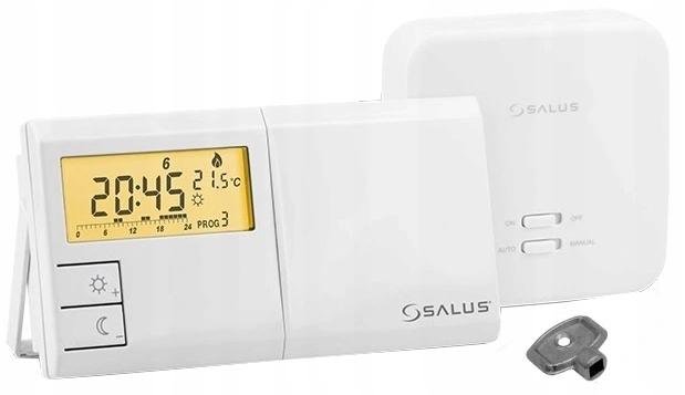 Беспроводной контроллер SALUS 091 FL / RF + FREE !!