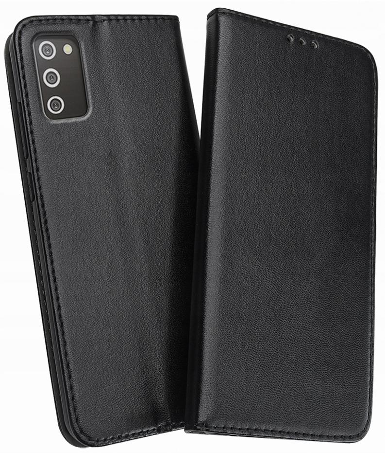 Etui do Samsung Galaxy A02S SMART MAGNET + SZKŁO Dedykowany model Samsung Galaxy A02s