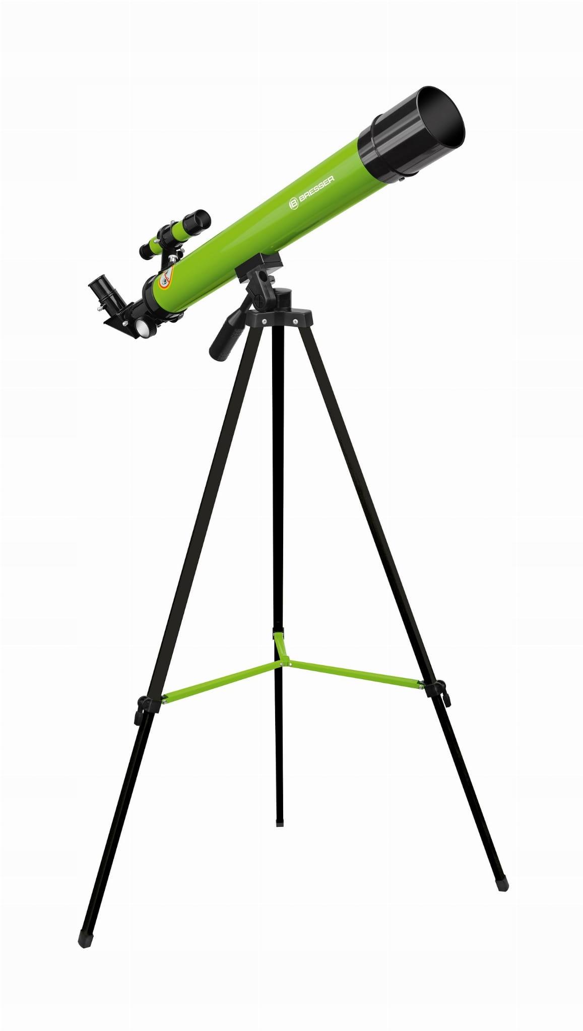 Bresser Junior - zelený ďalekohľad 45 - 600 mm