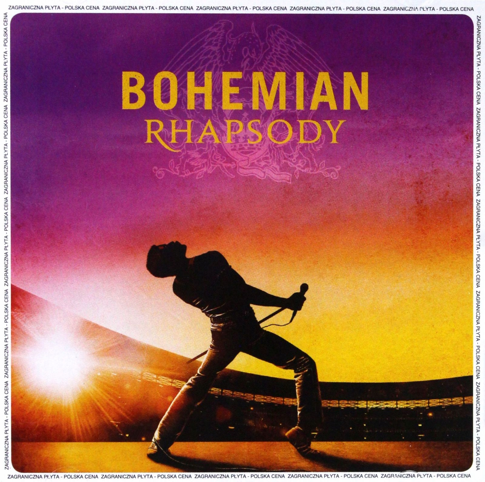 Item BOHEMIAN RHAPSODY SOUNDTRACK (EN) [CD] QUEEN