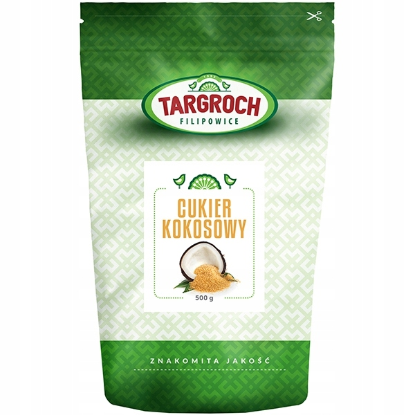 Кокосовый сахар 500 г TARGROCH