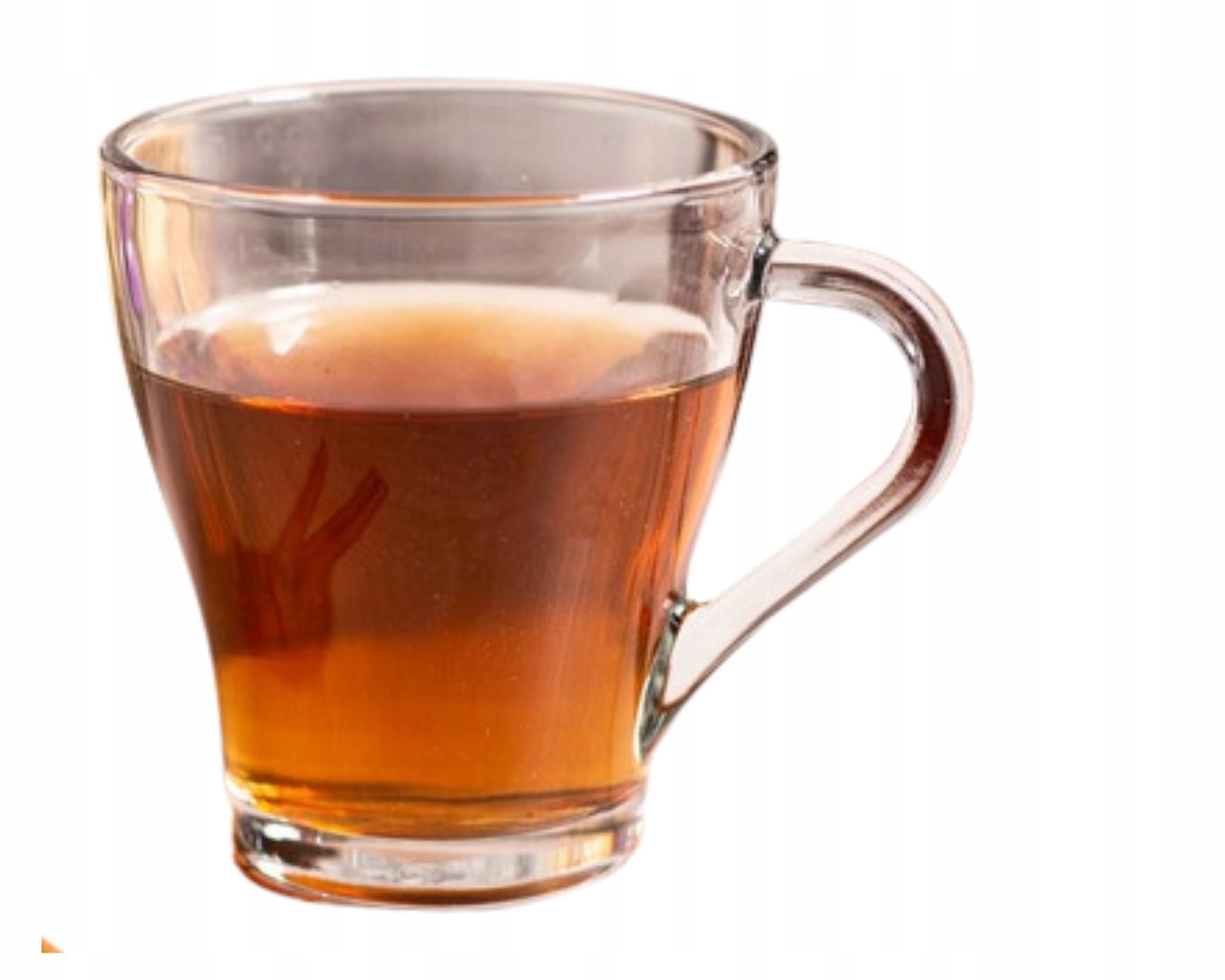 KOMPLET SZKLANKI DO KAWY HERBATY 6SZT NISKIE 270ml Rodzaj szklanki do kawy i herbaty