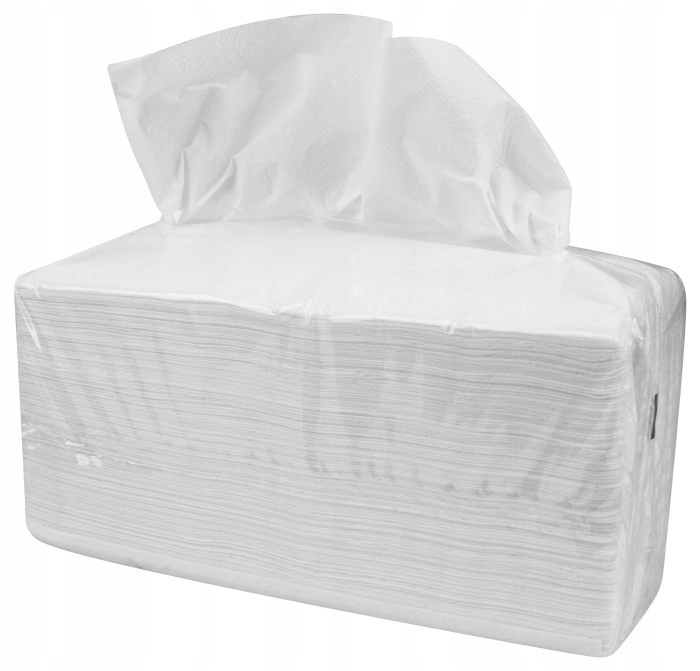 Полотенца бумажные салфетка ZZ V-Fold 300pcs Белый