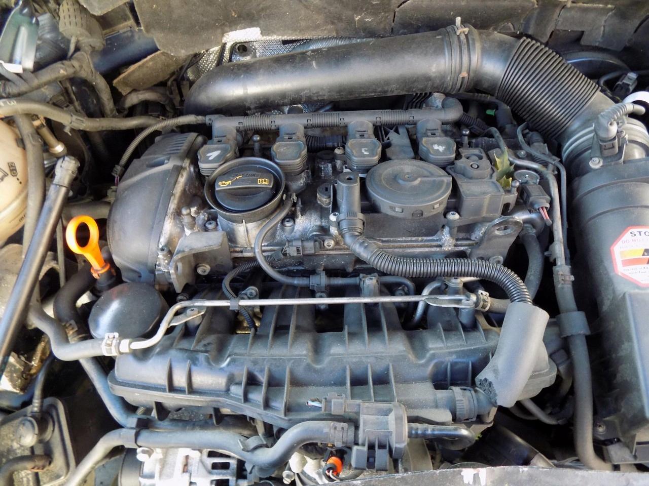 полный двигатель навесное оборудование bzb 20 tfsi audi a3 8p