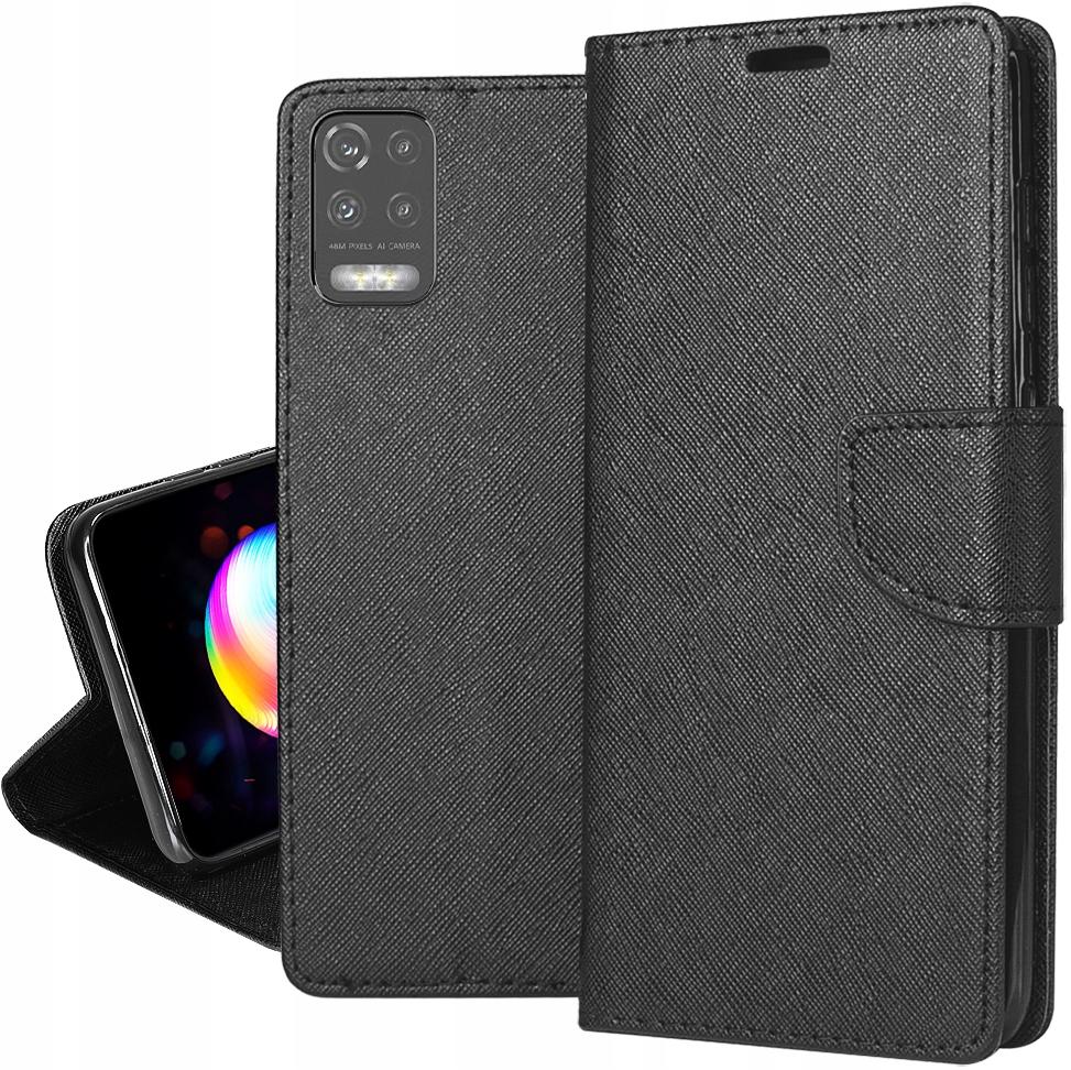 Etui do LG K52 Fancy Case Portfel + SZKŁO 9H