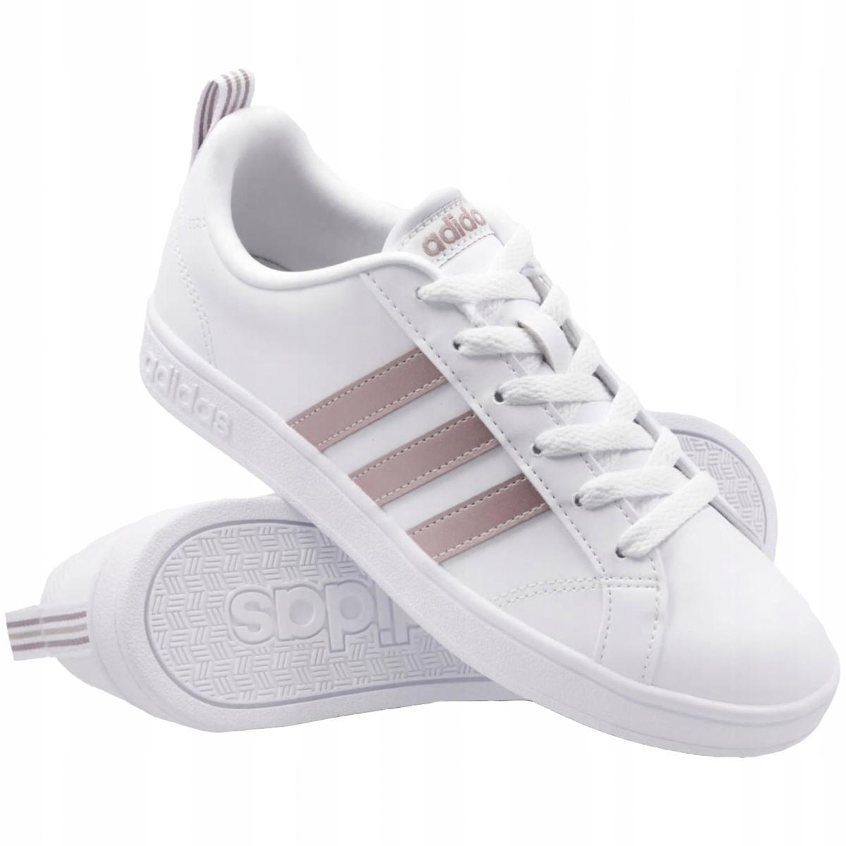 Adidas buty damskie sportowe białe klasyczne 36