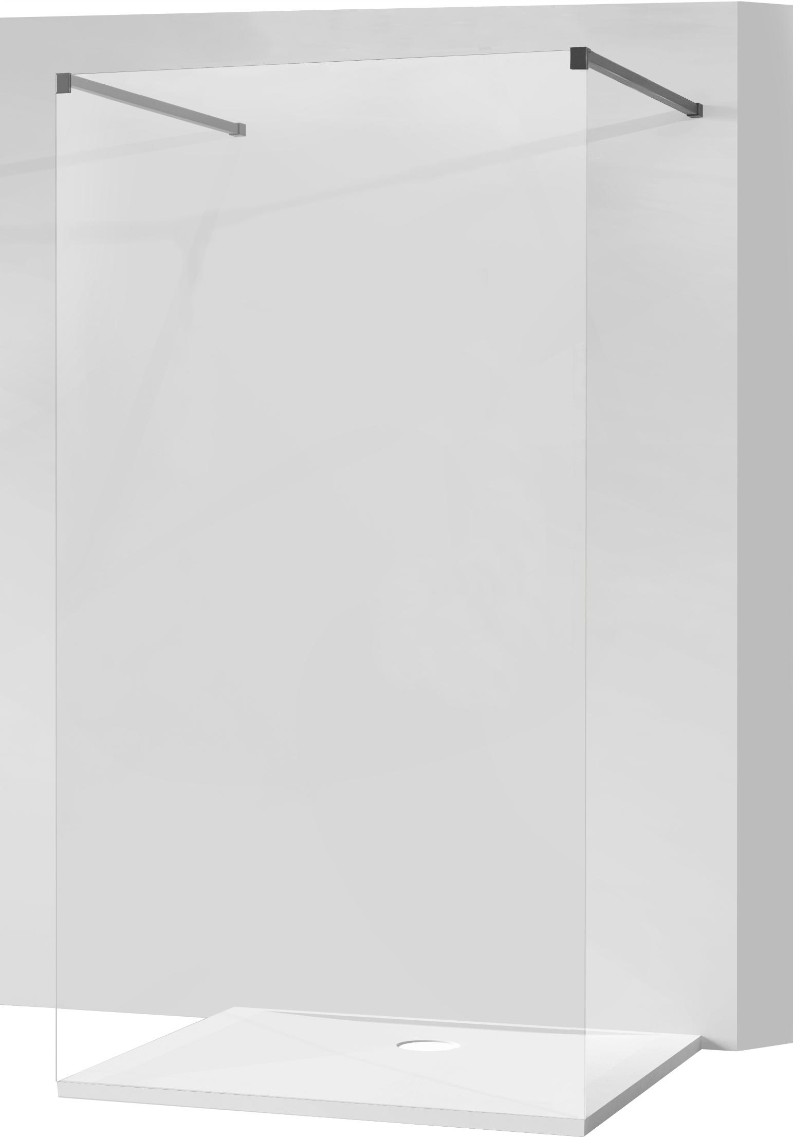 MEXEN KIOTO SPRCHOVÁ STENA 160x200 8mm sklo
