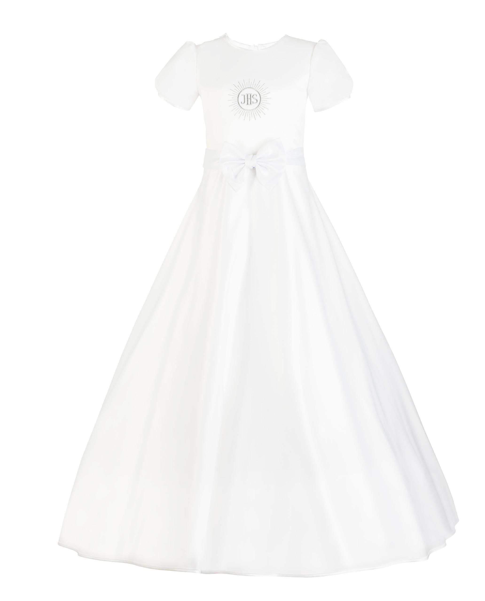 Sukienki Komunijne Sukienka Na Komunie Alba 134 8867880254 Allegro Pl