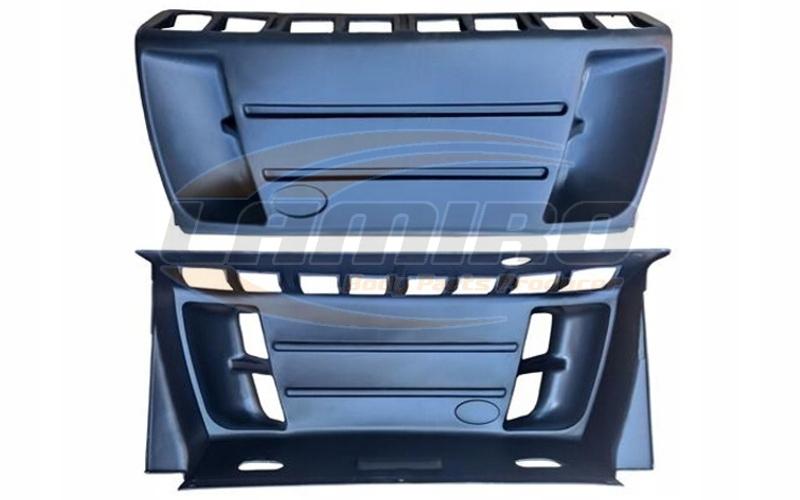 carrier supra 950 05r- крышка корпус Центральная