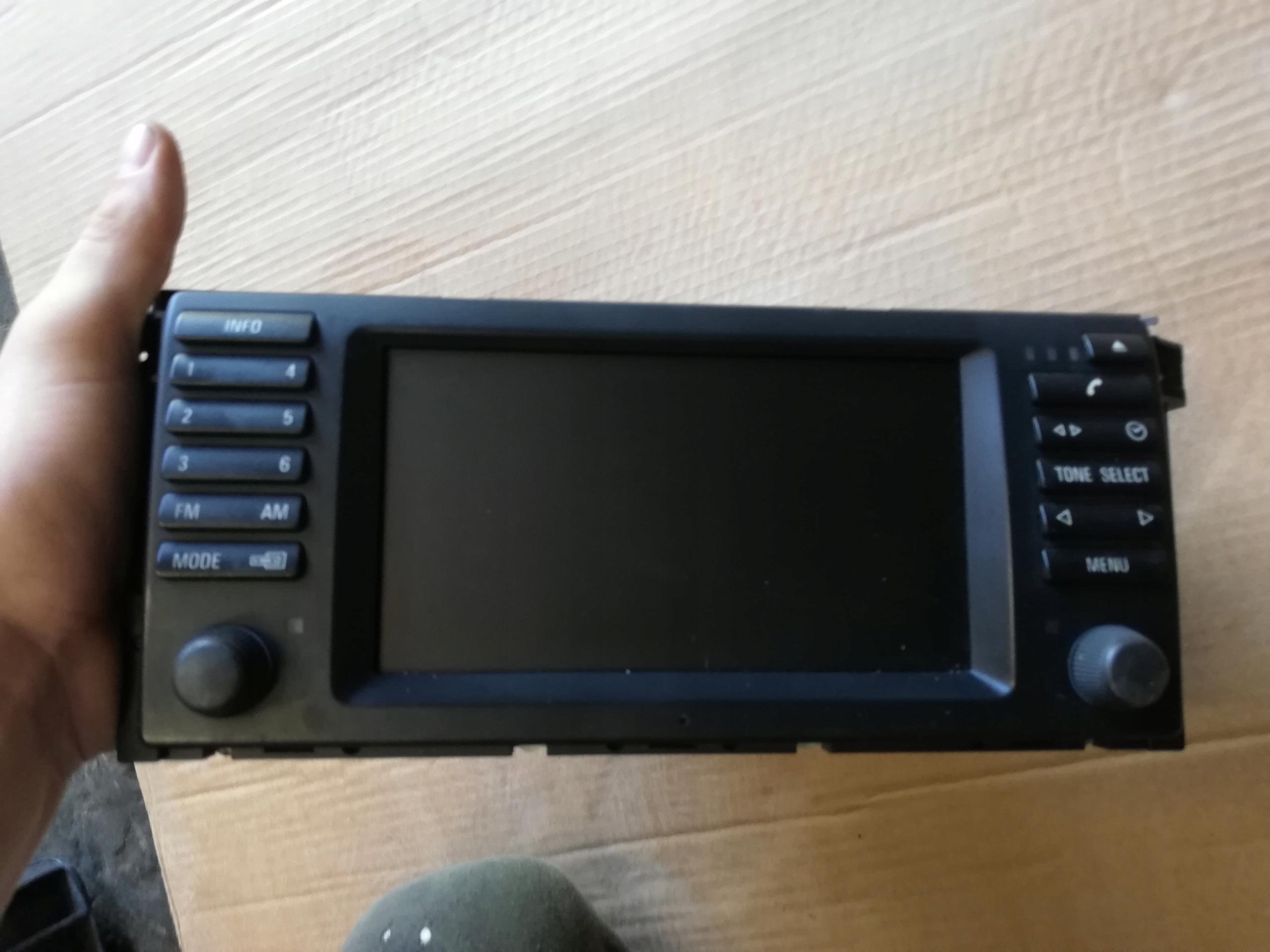 радио navi gps bmw x5 e53 e46 e39 e38 6915516
