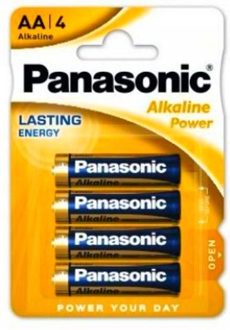 Купить Батарейка PANASONIC LR6 AA, щелочная 1,5 В 1 шт. на Otpravka - цены и фото - доставка из Польши и стран Европы в Украину.