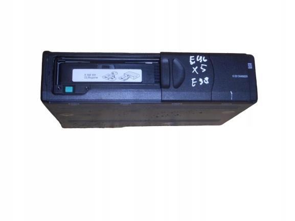 j cd-чейнджер cd bmw e46 e39 x5 e38