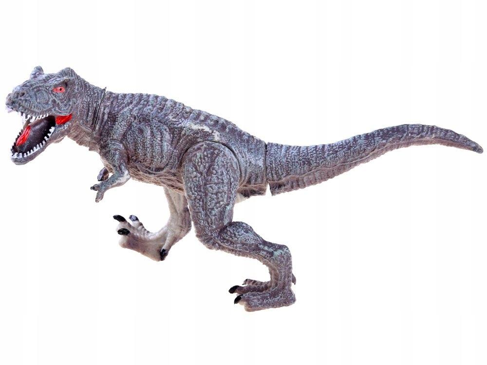Zestaw dinozaury ręcznie malowane figurki ZA3422 Wiek dziecka 3 lata +