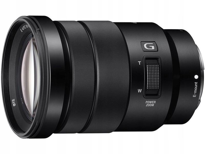 Item Universal Lens SONY E PZ 18-105mm F4 G OSS