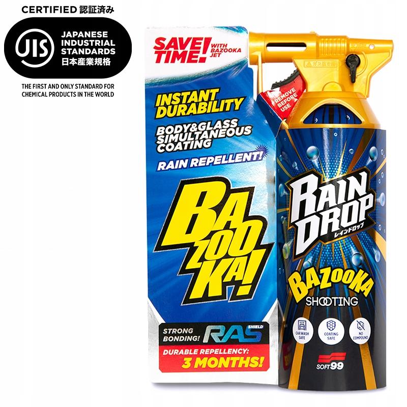 Soft99 Rain Drop Bazooka powłoka w sprayu