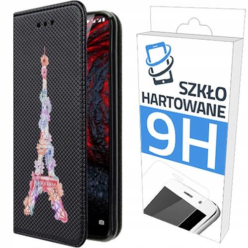 150 wzorów Smart Magnet+ Szkło do Nokia 6.1 Plus