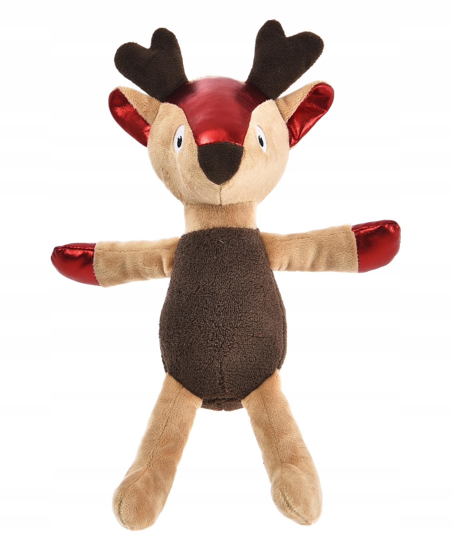 Барри Кинг Плюшевая игрушка для собак RENIFER 31см