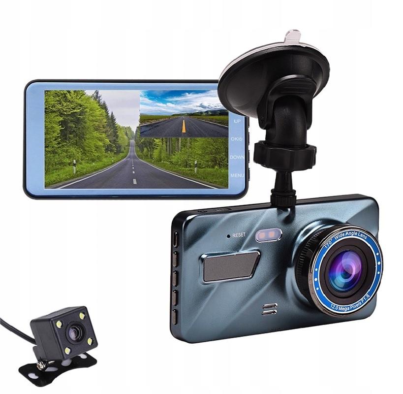 Video Rejestrator Jazdy Kamera samochodowa cofania