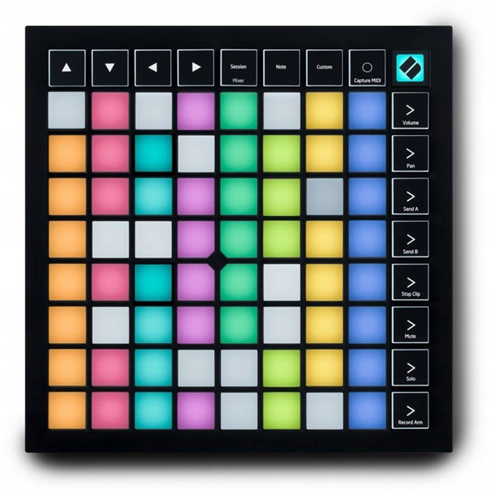 Novation LaunchPad X 64-Pad MIDI schopný regulátor
