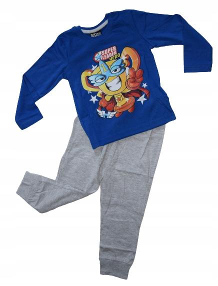 Pyžamo SUPER ZINGS 104 CM B15