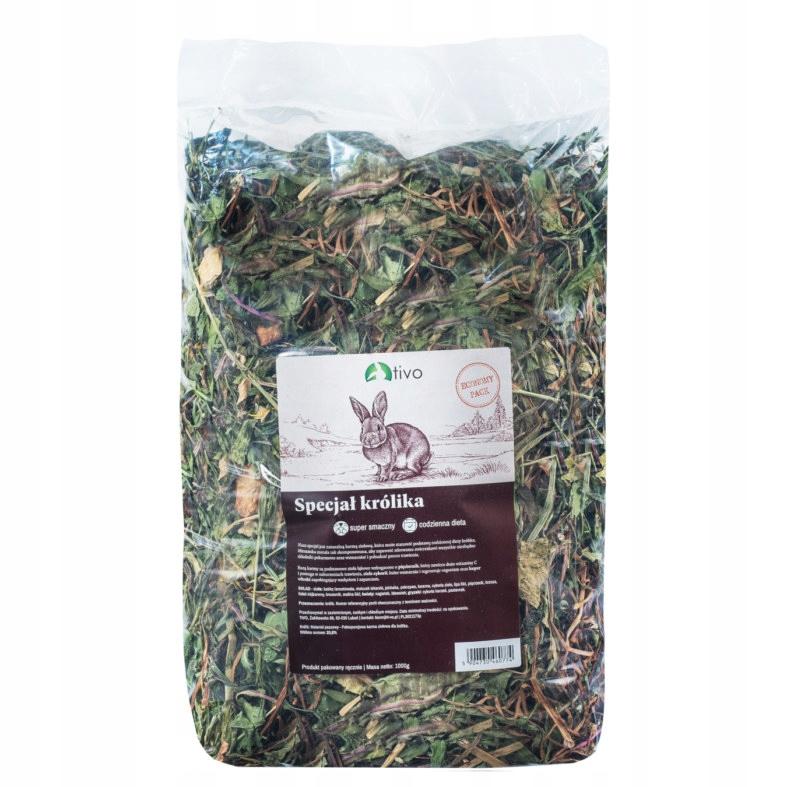 Тиво Специальная трава для кролика 1 кг