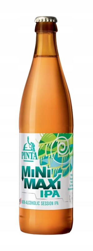 Piwo Mini Maxi IPA (bezalkoholowe), Browar Pinta