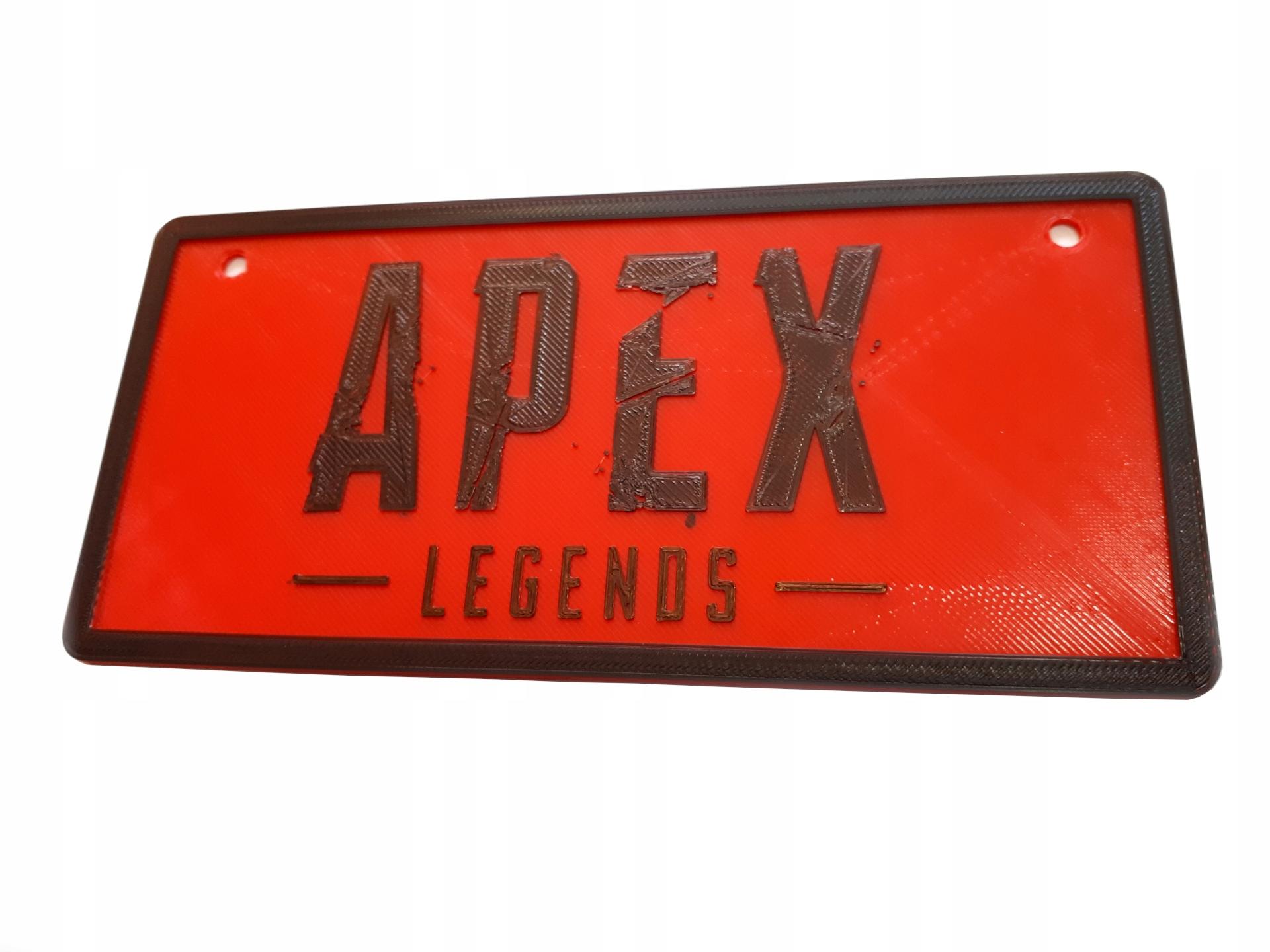 Item Tabliczka na drzwi Apex Legends nad biurko pokój